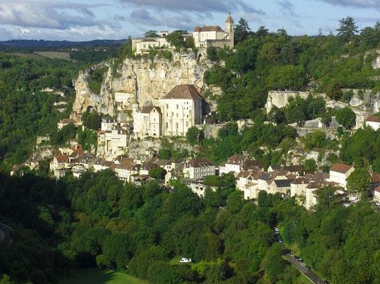 Best Western Beau Site Notre Dame : Stunning Rocamadour
