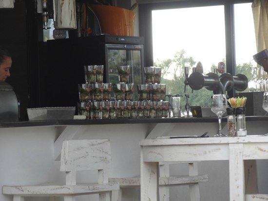 Villa Coco : le bar