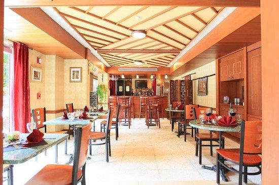 The Mutiny Hotel : Resturant