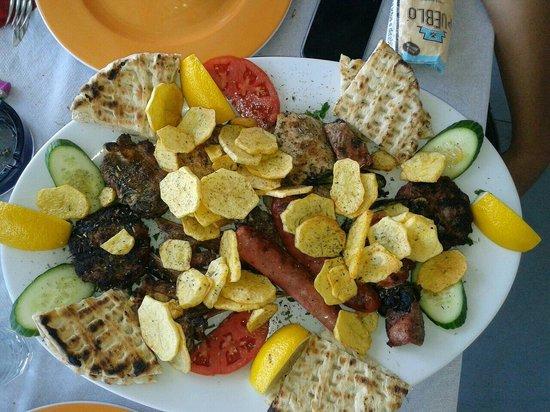 Summertime Restaurant: Grigliata di carne per due