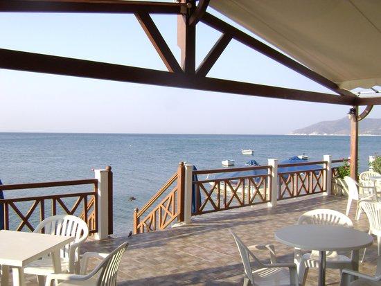 El Coral Hotel: TERRAZZA COLAZIONE
