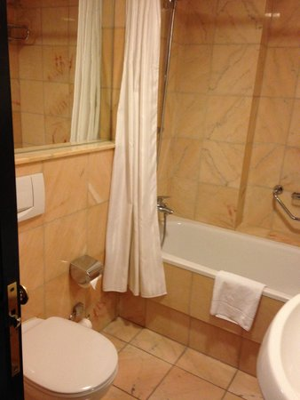 Eden Hotel Wolff: Bathroom - Standard Room