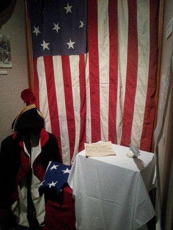 Fort Clatsop National Memorial: Traje de la época