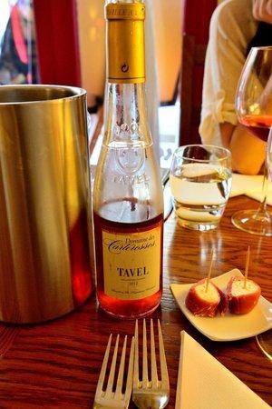 Fou de Fafa: Tavel產Rose wine