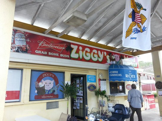 Ziggy's Island Market : Was on the bucket list after point udell