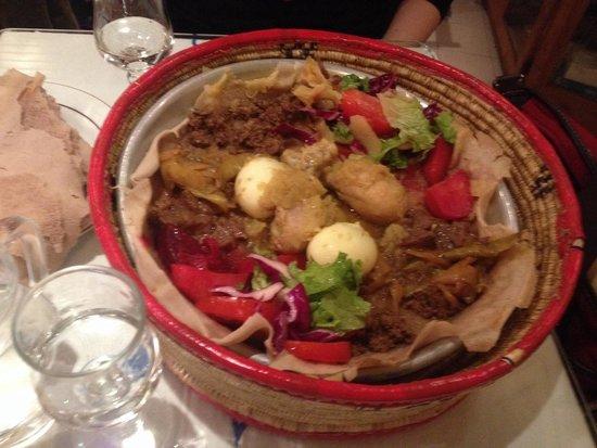 Godjo Restaurant: Notre première visite