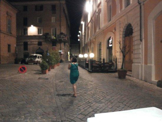 Gallery Hotel Recanati: Esterno dell'Hotel