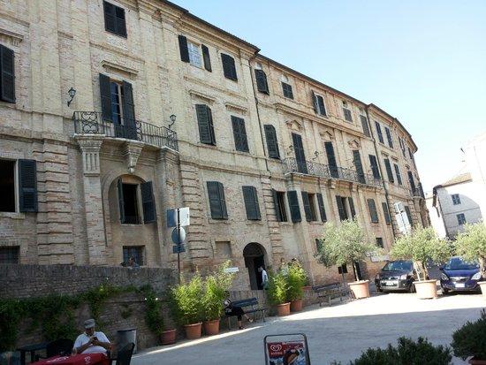 Gallery Hotel Recanati: Casa Leopardi