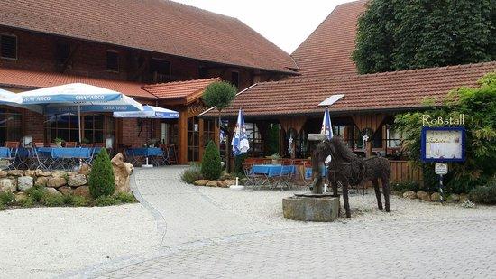 Roßstall - Kur-Gutshof Arterhof: Der Roßstall