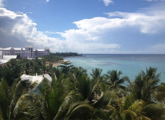 Jewel Dunn's River Beach Resort & Spa, Ocho Rios,Curio Collection by Hilton : View from room 3405