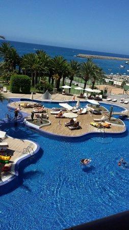 Radisson Blu Resort, Gran Canaria: Radisson blu pool view, gran canaria