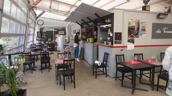 Gaea Golf de Lancieux: autre partie du restaurant