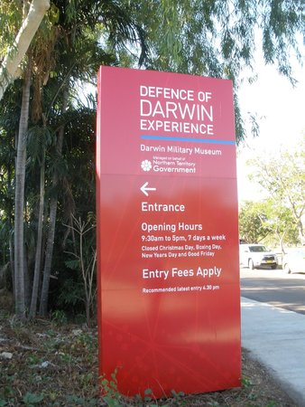 Defence of Darwin Experience: Welcome