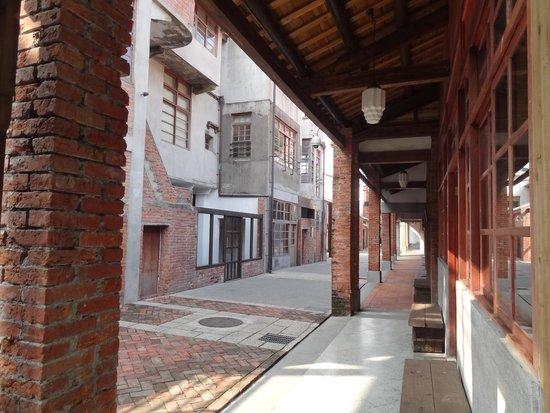 Bopiliao Ancient Street: 清時代の面影そのまま