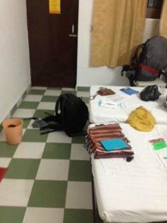 Hotel Sidhartha: room