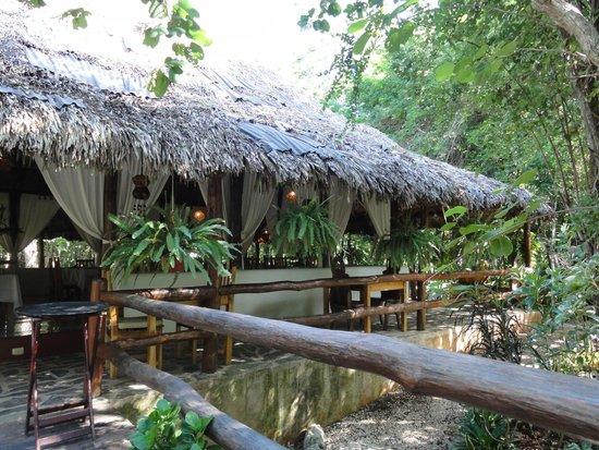 Hotel Oka'an: Le restaurant