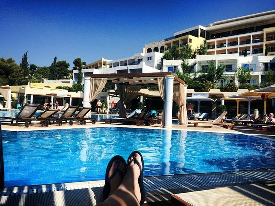 Mare Nostrum Thalasso Hotel: pool