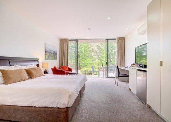 Balgownie Estate Vineyard Resort & Spa: room