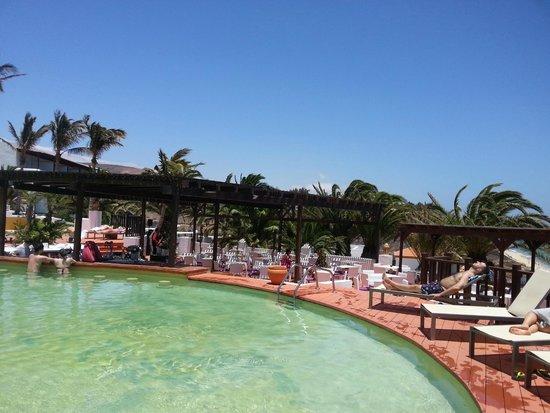 Club Jandia Princess Hotel: pool bar