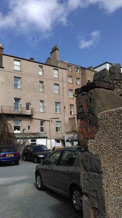 Four Saints Brig-y-Don Hotel: rear of hotel...