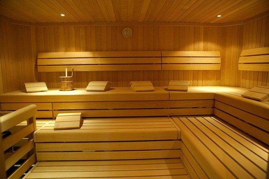 relexa hotel Airport Düsseldorf-Ratingen: Sauna