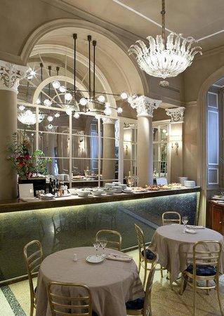 Grand Hotel et de Milan : Caruso Restaurant