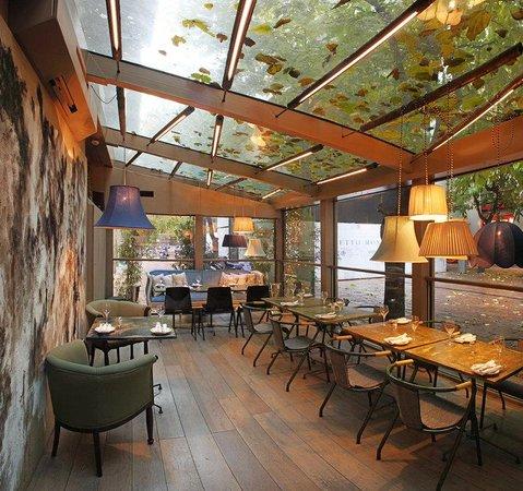 Grand Hotel et de Milan : Veranda Caruso Restaurant