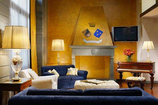 Kraft Hotel: Interior