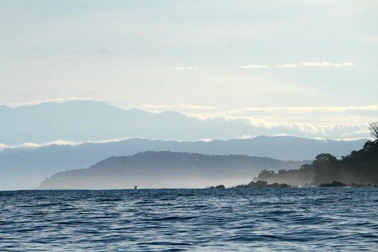 Finca Maresia: Unten am Meer....