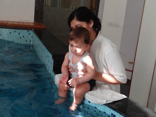 WelcomHotel Bella Vista: private pool