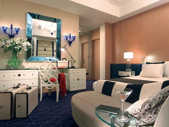 Aleph Hotel Rome: Alp Room