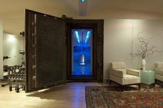 Aleph Hotel Rome: Alp Spa