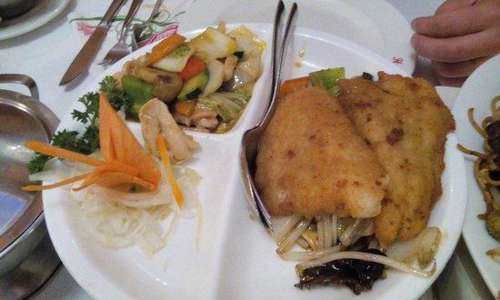 China-Restaurant Heng Heng : Hauptgericht