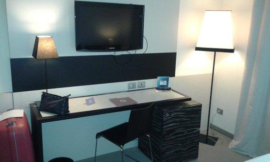 G Hotel: Camera da letto