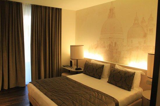 LaGare Hotel Venezia - MGallery by Sofitel : vue chambre classique