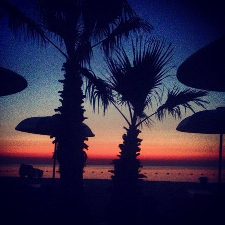 El Mouradi Club Kantaoui: The sunrise is a must