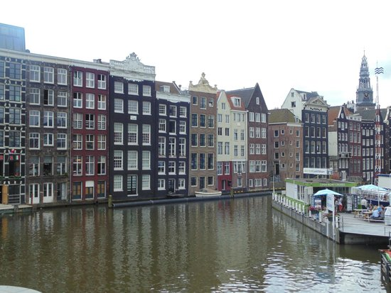 Amsterdam Canal Cruises: Canais de Amsterdã