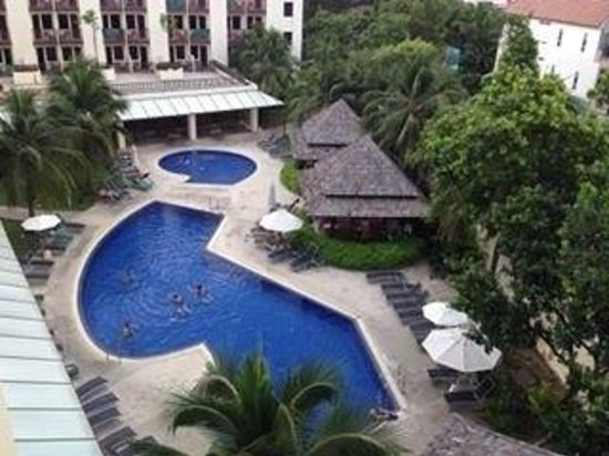ibis Phuket Kata: View from the room