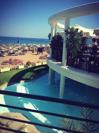 Hotel Calypso : Piscine