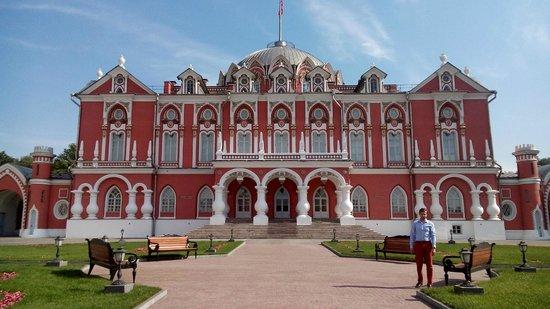 Petroff Palace Hotel: дворец