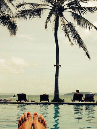 Railay Bay Resort & Spa : Vistas desde lo mejor que tiene