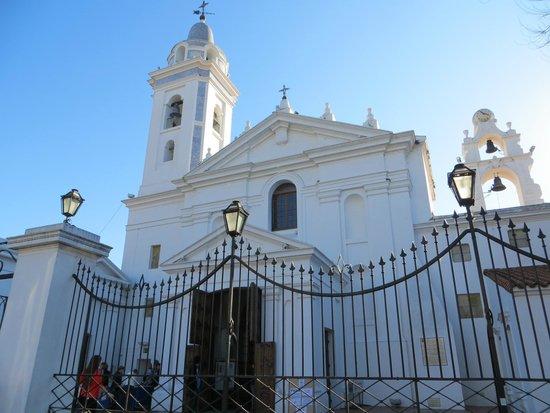 Recoleta: Igreja do Pilar