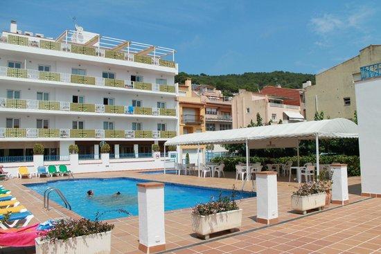 Hotel Santa Anna, hoteles en L'Estartit