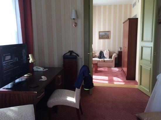 Monika Centrum Hotel : room 302
