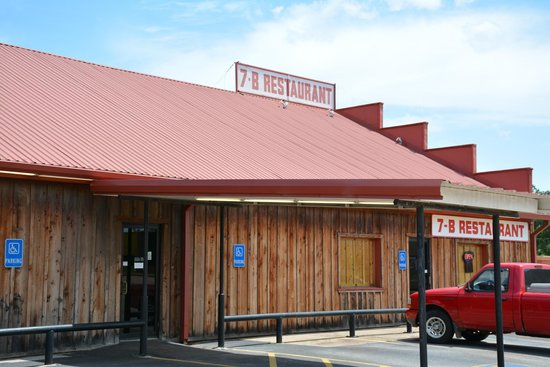 7B Ranch Restaurant Frankston, TX