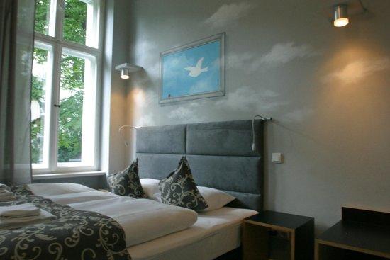 Hommage à Magritte: Premium Double / Doppelzimmer
