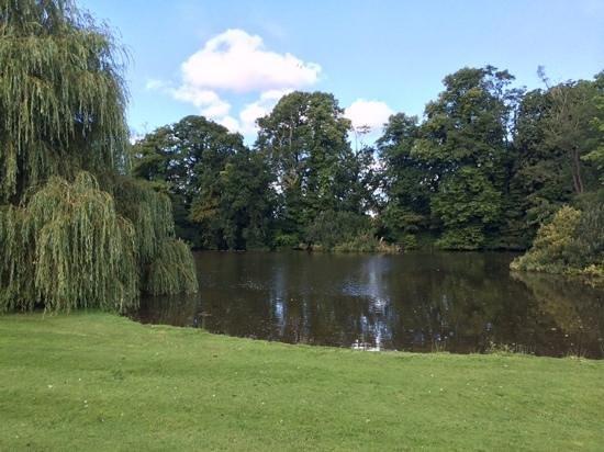 Brockencote Hall Hotel: The lake