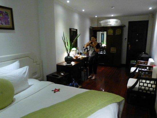 Hanoi Meracus Hotel 2: Chambre
