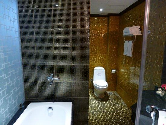 Hanoi Meracus Hotel 2: SdB