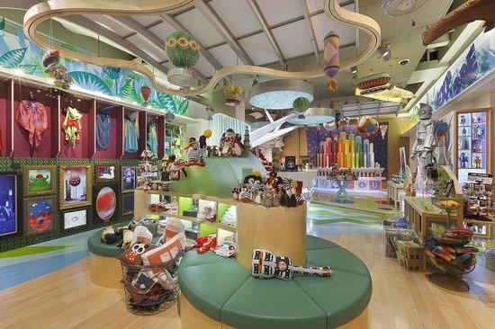 Grand America Hotel : Joujou Toy Store